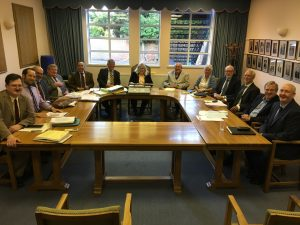 Town Councillors 2019-2023