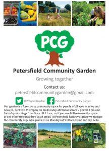 Petersfield Community Garden (Guest Post)