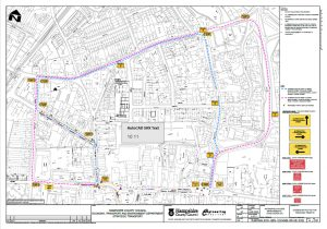 Temporary Town Arrangements for Covid-19