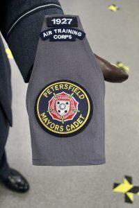 Mayor's Cadet